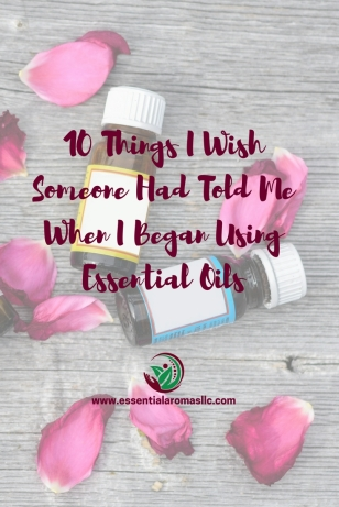 10 Things EveryEssential Oil BeginnerNeeds to Know (1)