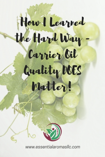 How I Learned the Hard Way - Quality DOES Matter!